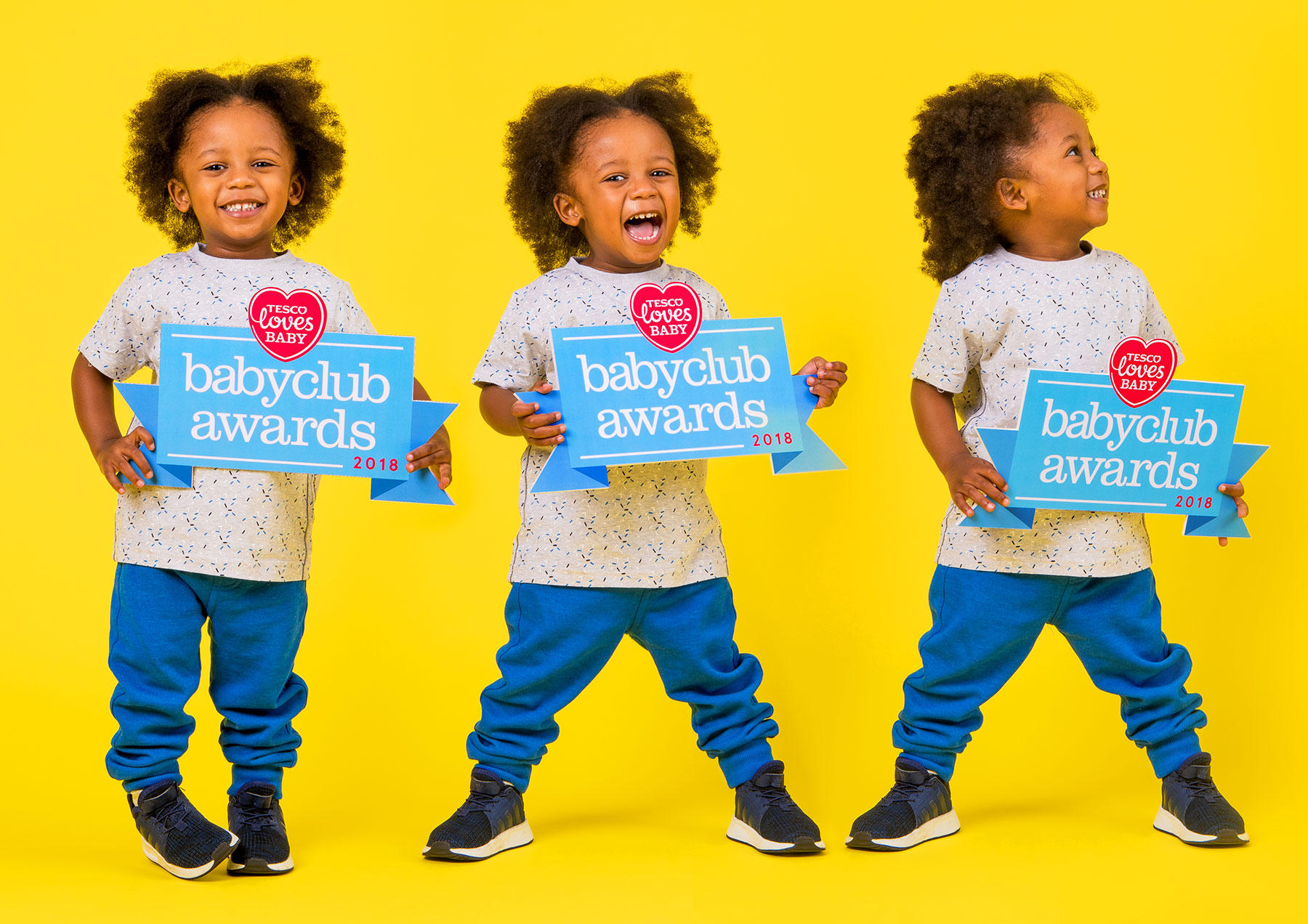Tesco | Baby Club Awards