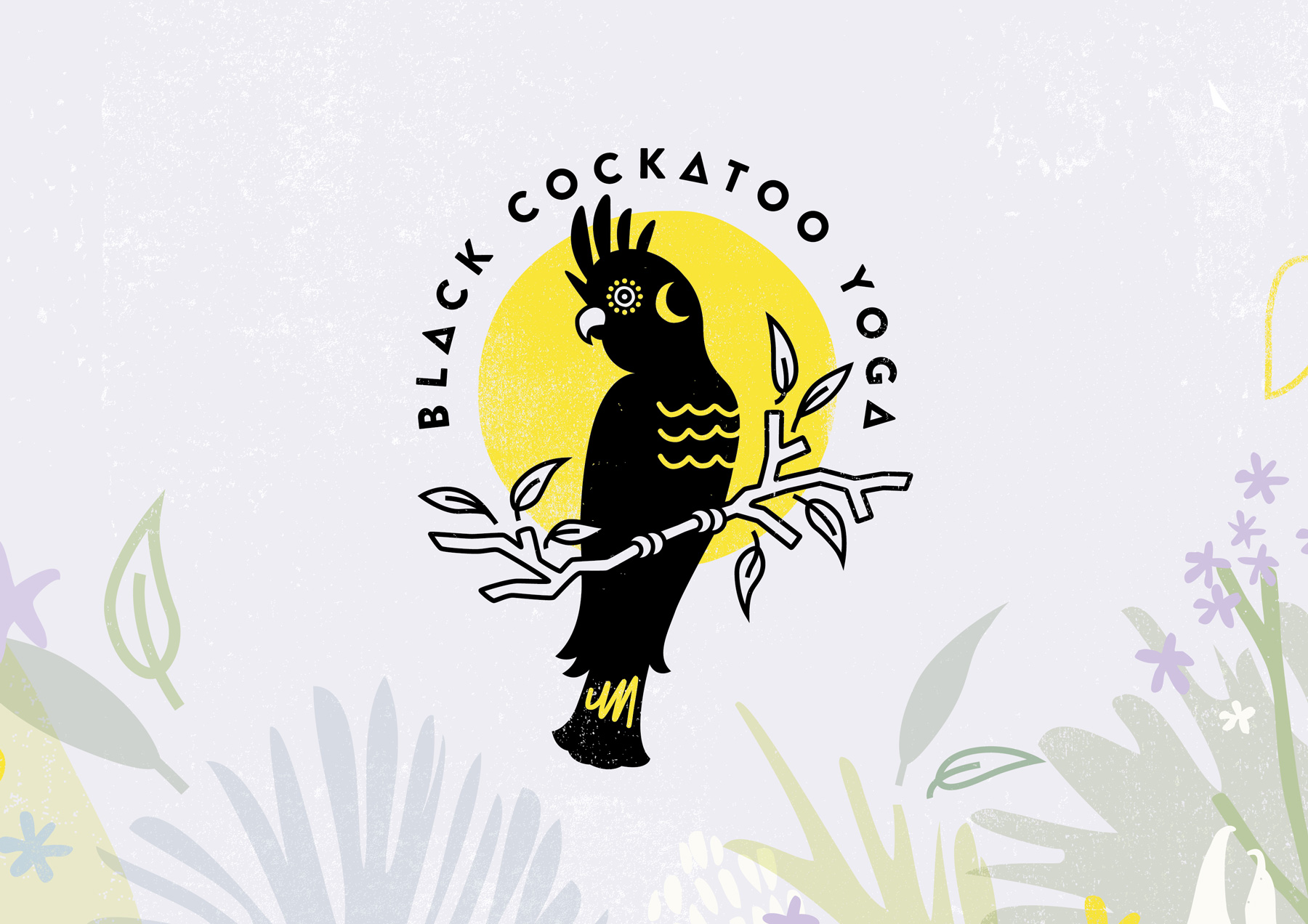 Black Cockatoo Yoga